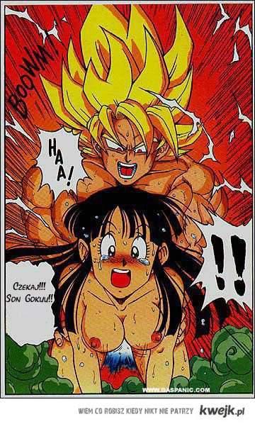 Dragon Ball hentaii