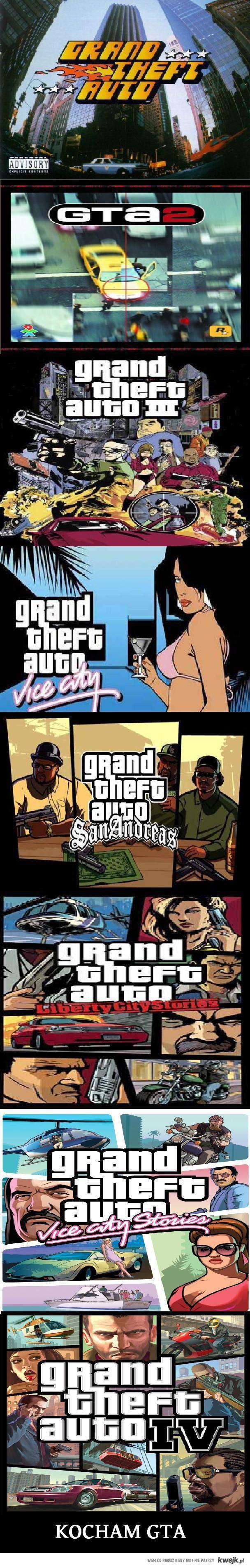 GTA LOVE