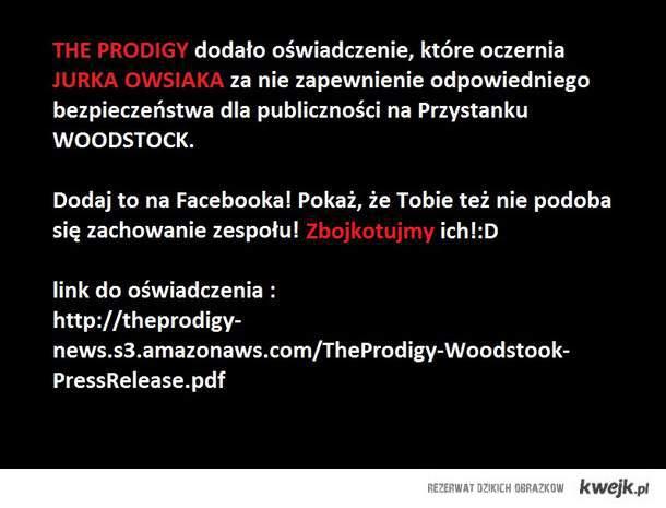 Woodstock i Prodigy