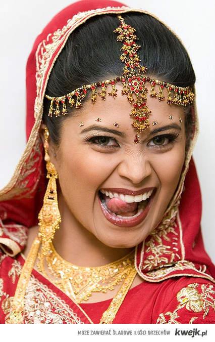 beautiful india bride