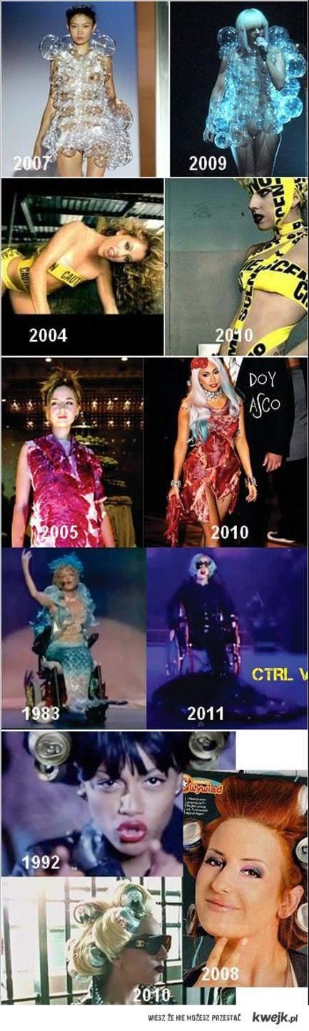 Lady Gaga :d