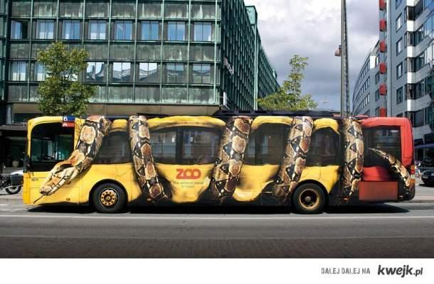 Chce taki autobus ; d