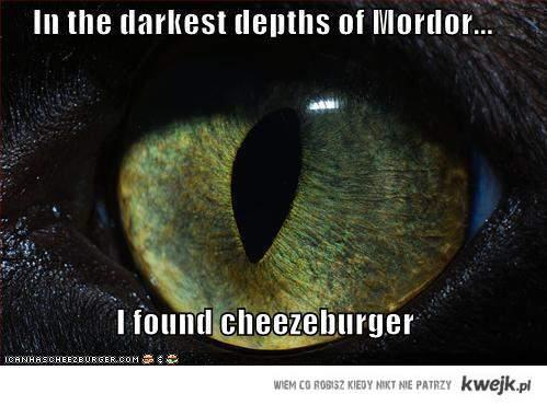 Oko Saurona skrywa wiele niespodziankek...
