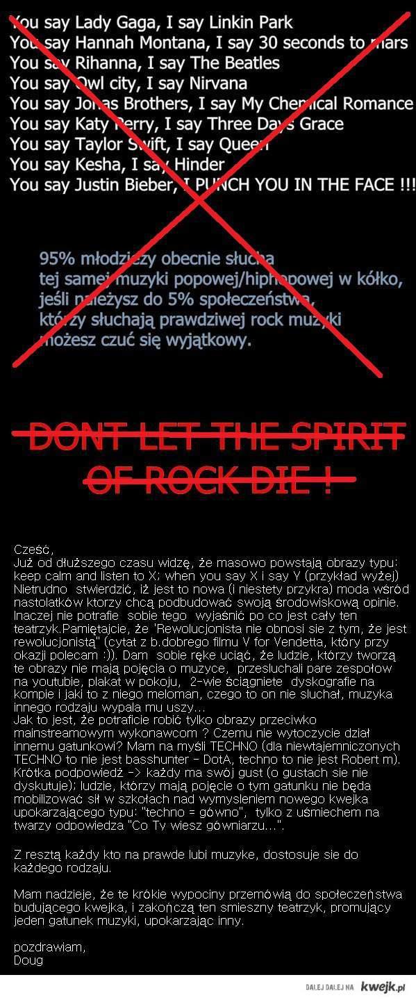 nowa moda na rocka