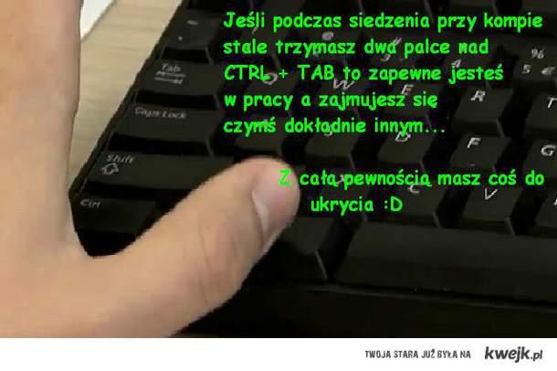 CTRL + TAB
