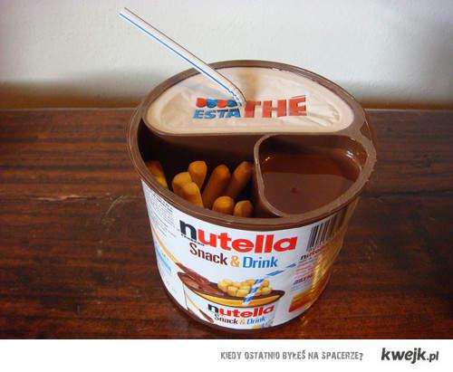 Nutella < 3