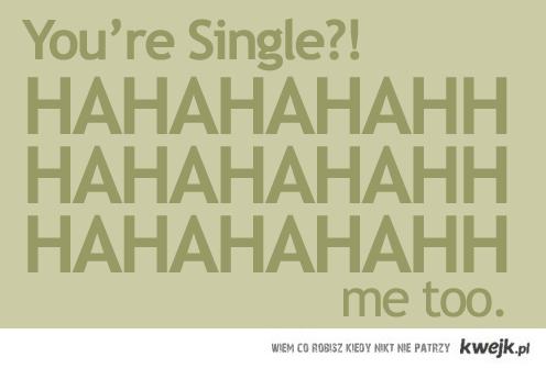 Jesteś singlem?