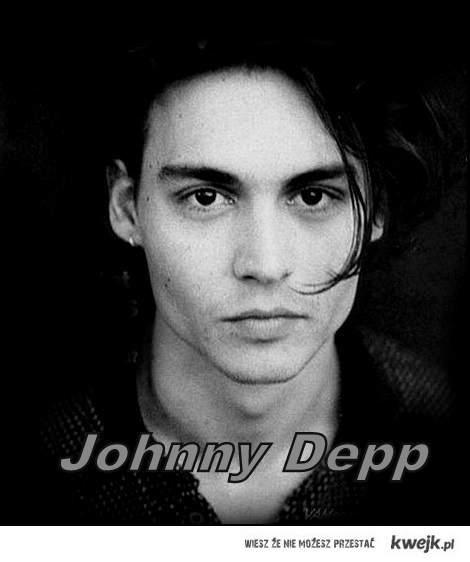johnny depp ; )