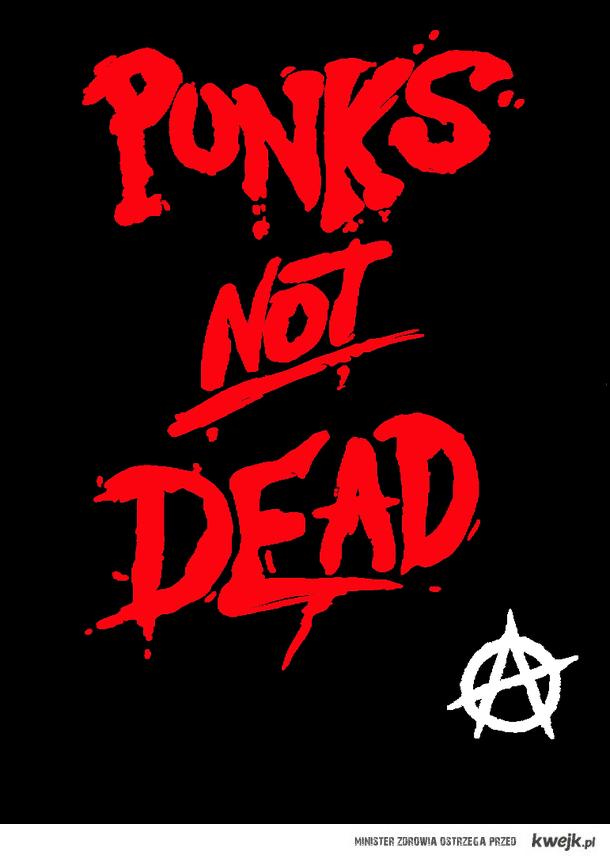 Punks Not Dead !