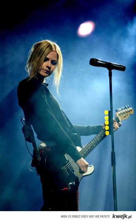 prawdziwa Avril wróć!