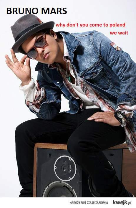 Bruno please ♥