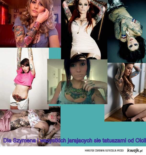 Laseczki i tatuaże!