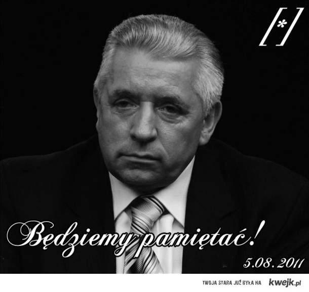 Andrzej Lepper - Nie żyje