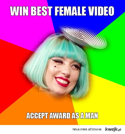 Gaga Award