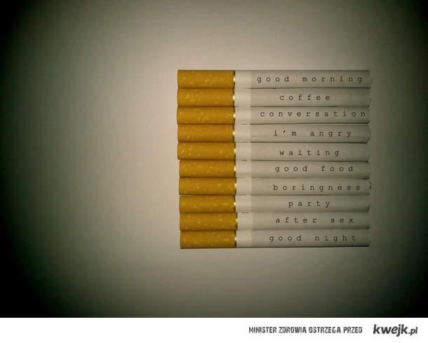 papierosy - każdy smakuje inaczej
