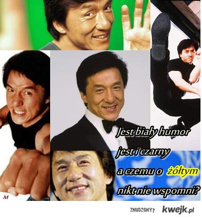 Jackie Chan :)