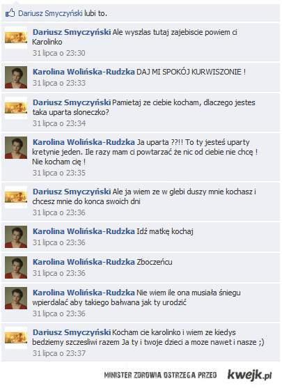 Trudne sprawy na fb
