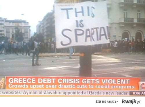 This Is Sparta! !