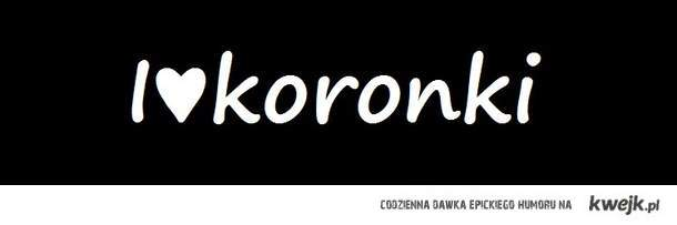 I♥koronki