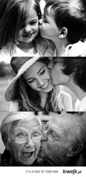 prawdziwa miłość.