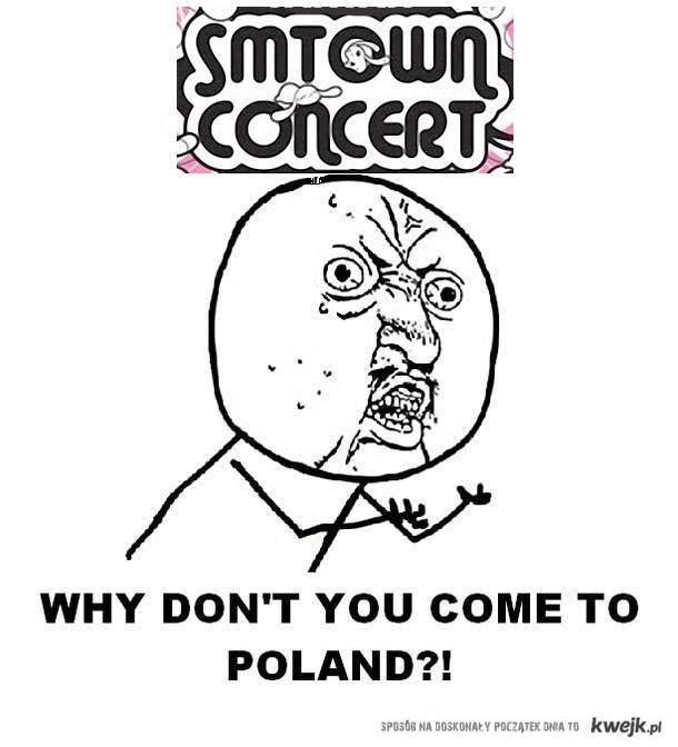 SHINee w Polsce < 3