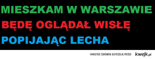 Legia Wisła Lech