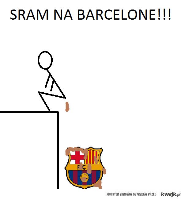 Sram na barcelone
