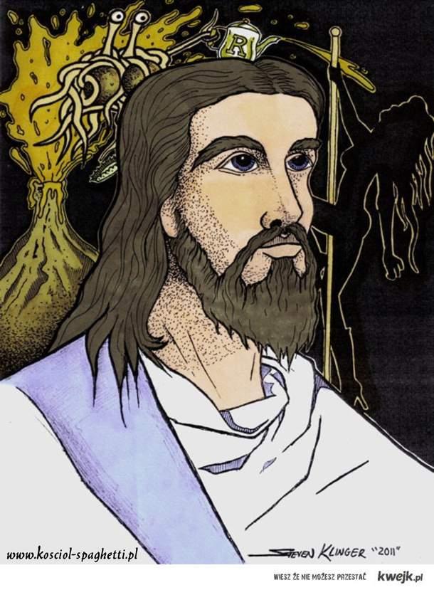 Jezus Pastafarianinem
