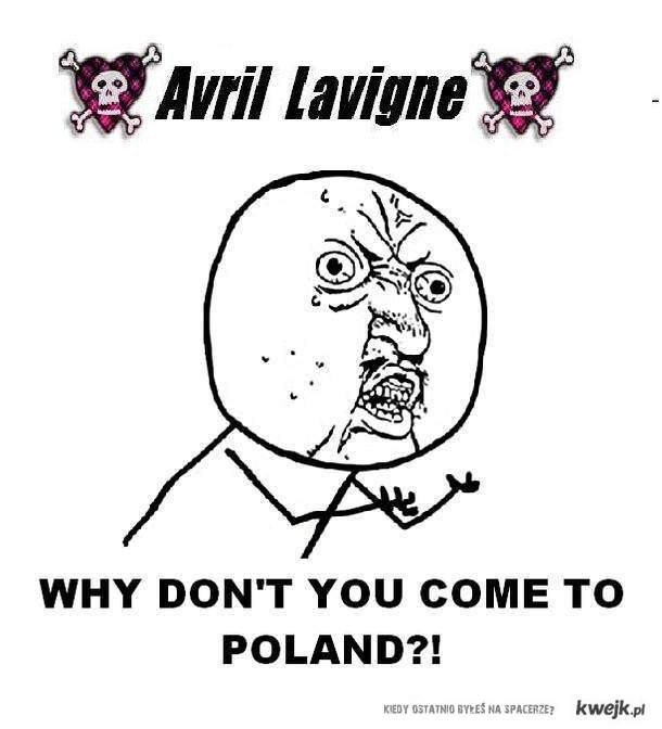 Avril Lavigne Why