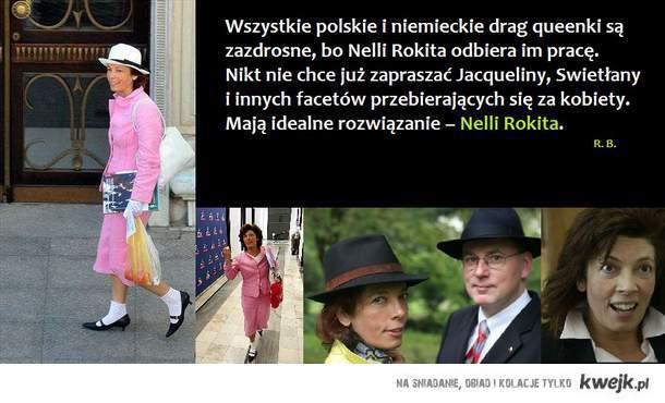 Nelly Rokita na prezydenta! oO