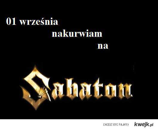 koncert sabatonu w polsce
