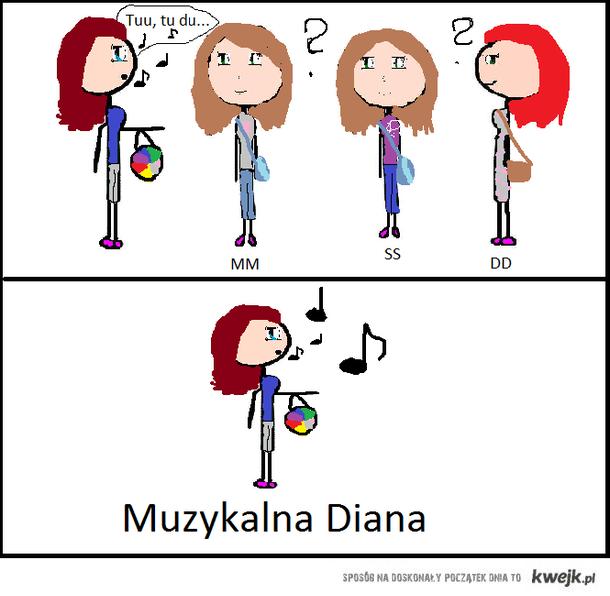 Popieprzona Diana