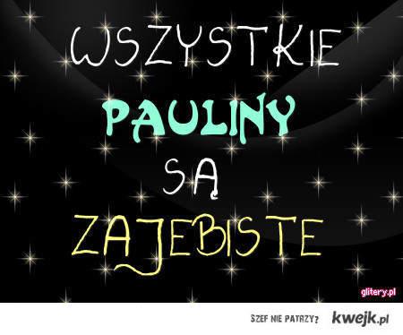 Pauliny!