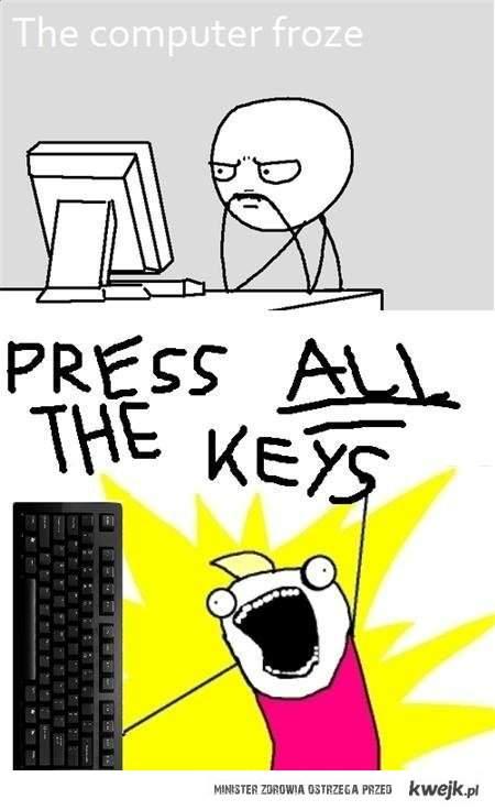 press all