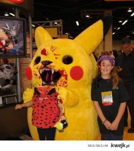 Pikachu&Truskawka