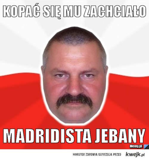 Madridista Jebany