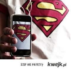 Każdy czasami lubi być Super <3