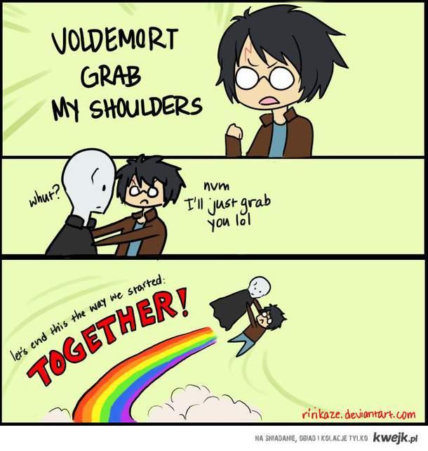 Voldemort grab...