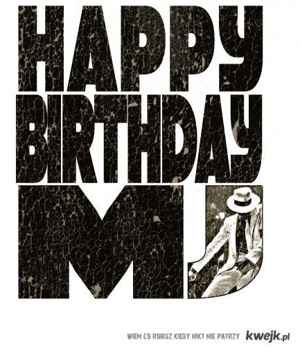 Happy B-Day Michael!