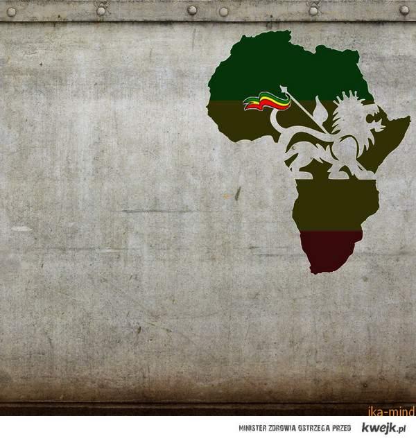 rastafari lion