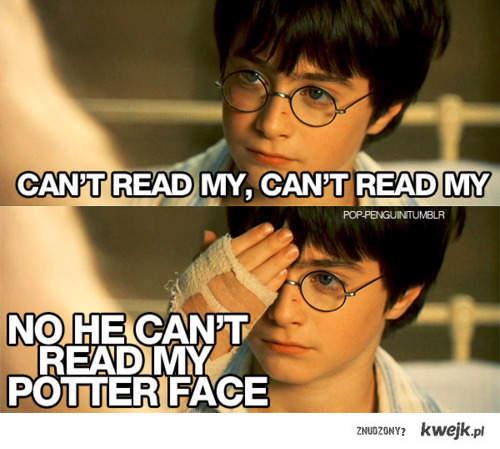 Potter Face