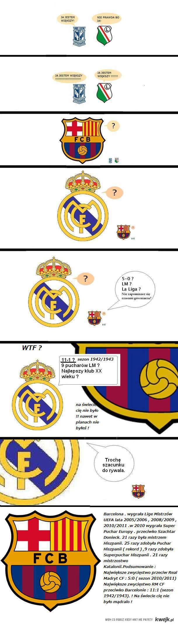 FC Barcelona górą