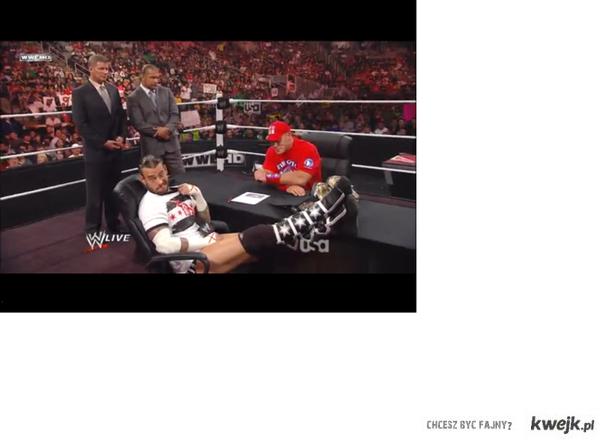 CM Punk mina