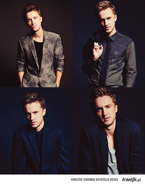 Tom Felton. oh come on.