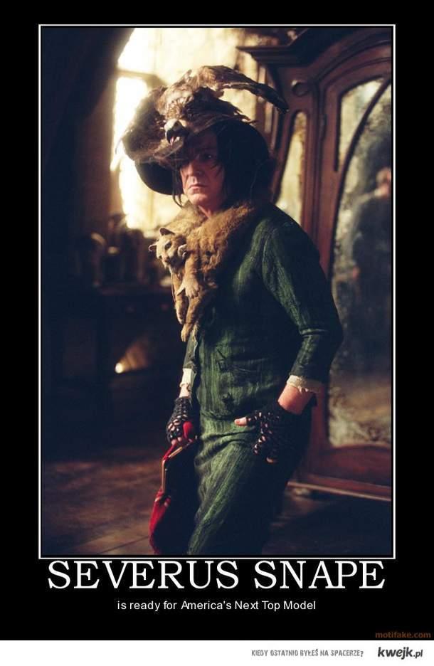 SexY Snape :D