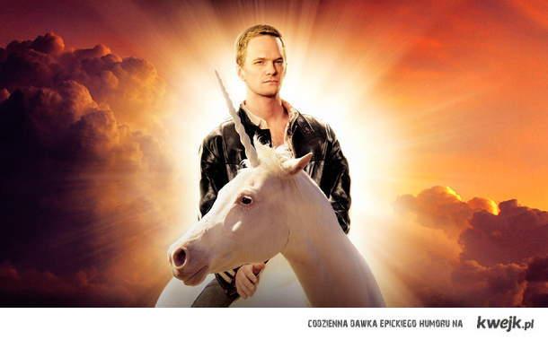 Barney & Unicorn
