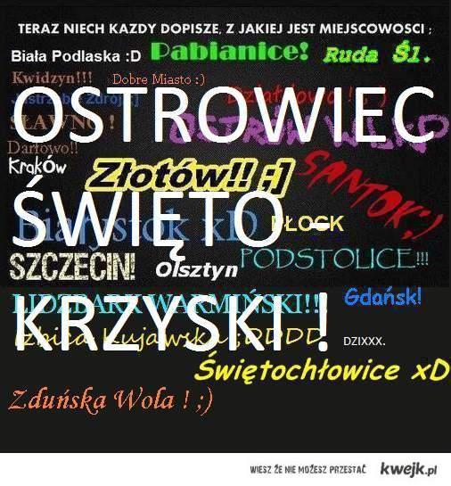 OSTROWIEC
