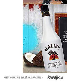 Malibu i mleko <3