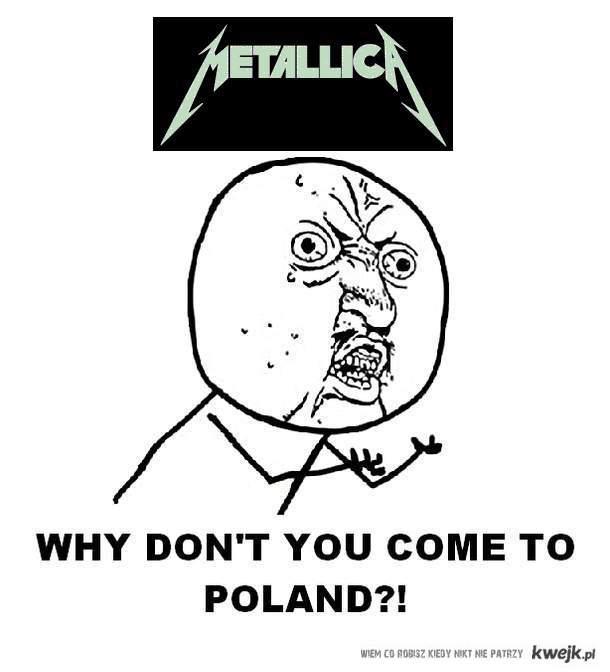 Metallica why