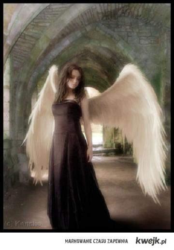Przyjaciele są jak ciche anioły, które podnoszą nas, kiedy nasze skrzydła zapominają, jak latać.